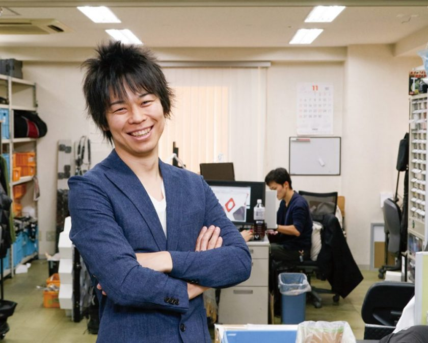 (日本語) プロジェクトリーダー