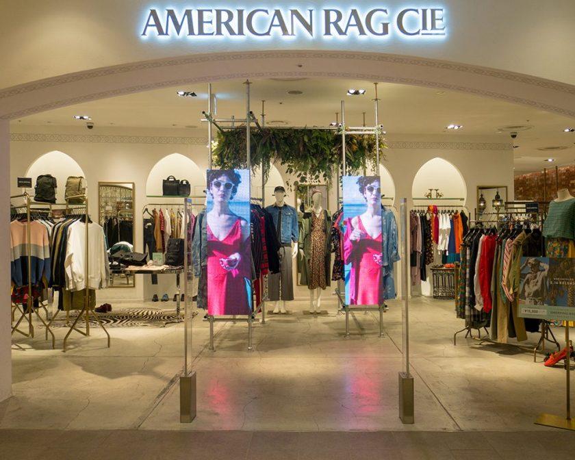 (日本語) AMERICAN RAG CIE 新宿フラッグス店