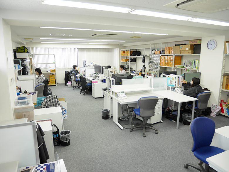 TELMIC Néo オフィス引越しのお知らせ