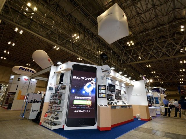 「JAPAN DIY HOME CENTER SHOW2019」ブース設計施工
