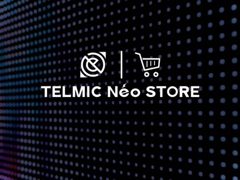 TELMIC NEO STOREが5月18日にオープン